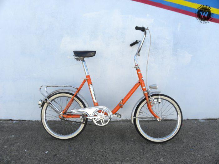 Klapprad Rixe Orange 20 Zoll Der Wirbelwind