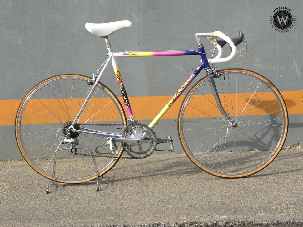 Dancelli Italienisches Rennrad Der Wirbelwind