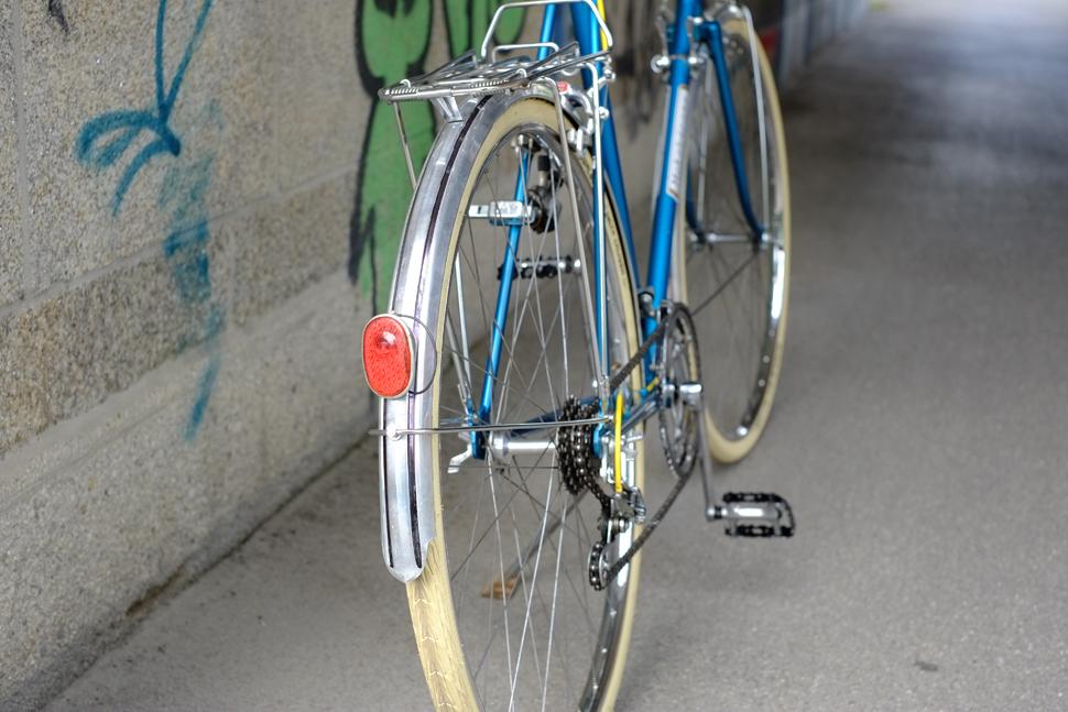 Motobecane Herrenrad Blau Cityflitzer