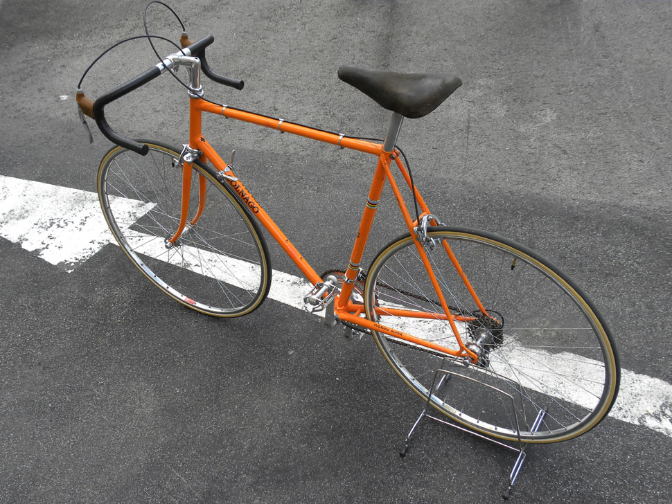 Colnago Super orange