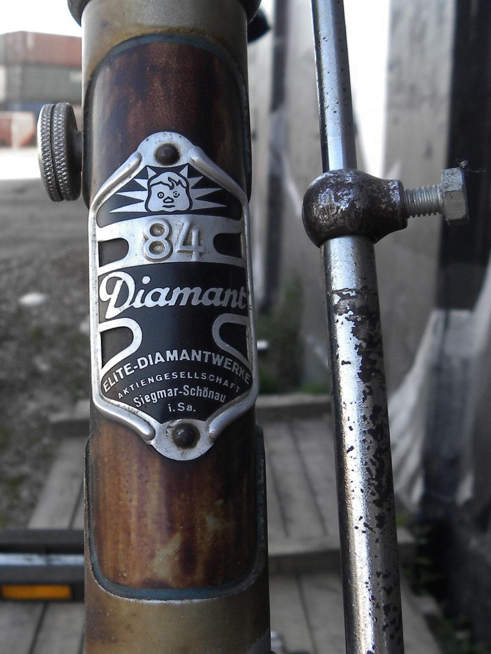 DIAMANT MODELL 84, 1935