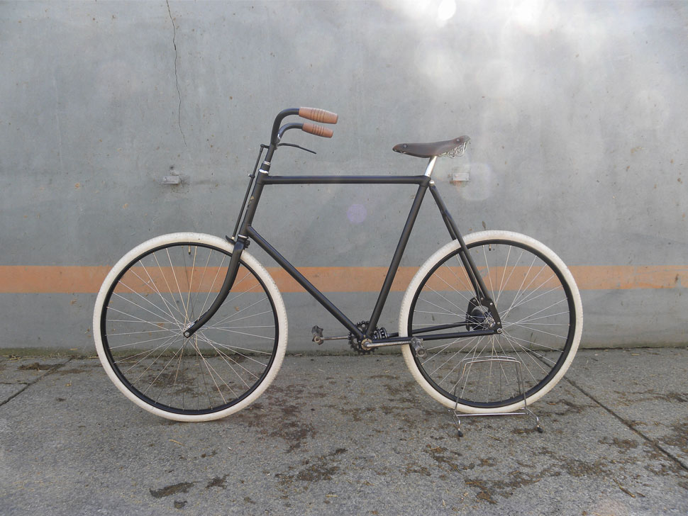 KARDANRAD »THE NOTHERN CYCLE MFG.CO LIMITED COPENHAGEN«